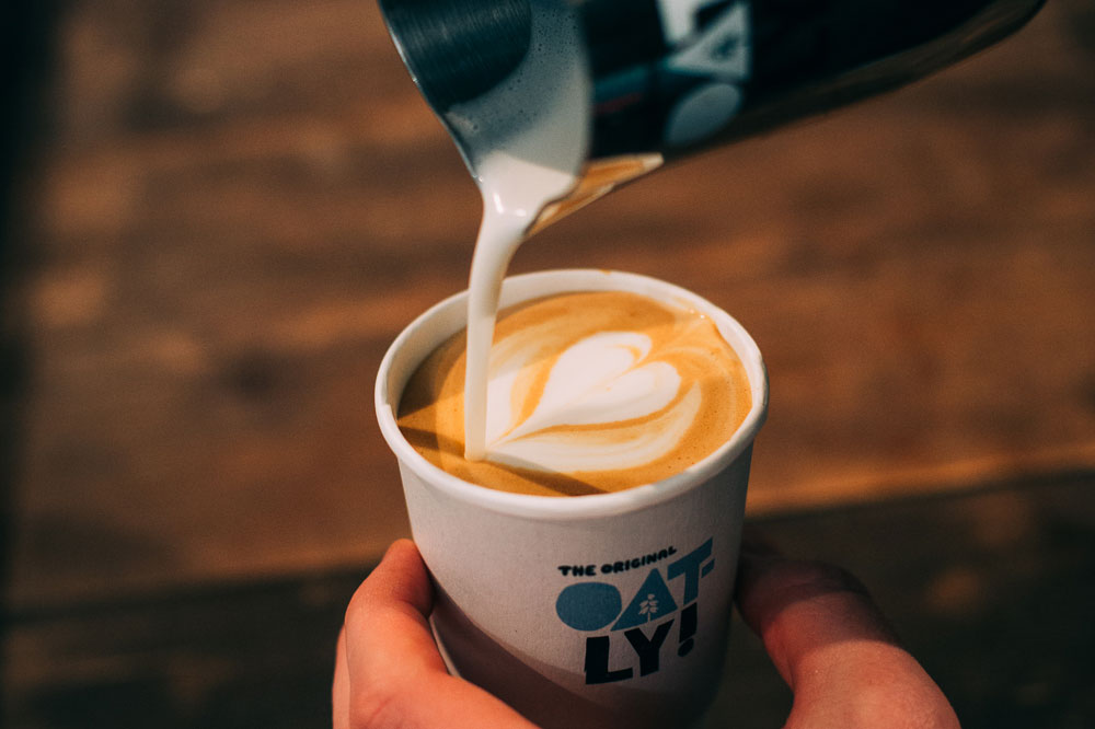 咖啡拉花 星巴克